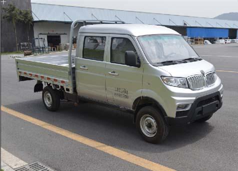金杯车辆 金杯T52 109马力 汽油 栏板式 双排 载货车(SY1032LC6AT)