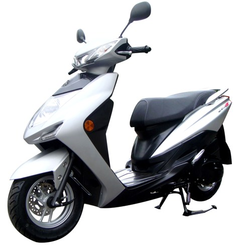 建设雅马哈两轮摩托车 jym125t