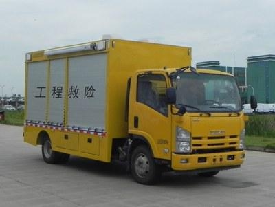 五十铃货车充电电路图