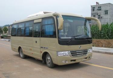 东风客车 东风风尚 115马力 24-31人 公路客车(EQ6662L4D1)