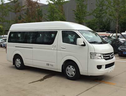 福田汽车 风景G7 129马力 10-14人 轻型客车(BJ6539B1DVA-V1)