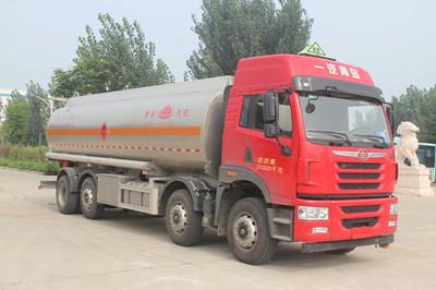泰开汽车 岱阳 260马力 8×2 运油车(TAG5311GYY)