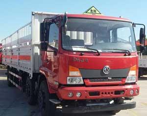 东风商用车 嘉运 210马力 6×2 气瓶运输车(EQ5250TQPGD5D)