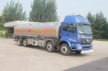 泰开汽车 岱阳 270马力 8×2 运油车(TAG5312GYY)