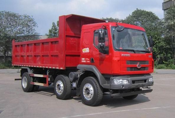 东风柳汽 龙卡重卡 240马力 6×2 自卸车(LZ3252M3CA)