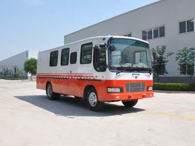 东风客车 东风风尚 210马力 10-23人 公路客车(DFH6860A)