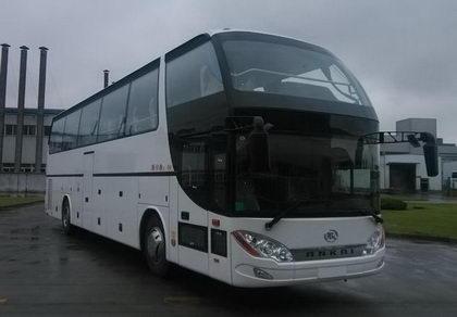 安徽安凯 安凯客车 375马力 24-59人 团体客车(hff6120k40d2e5)