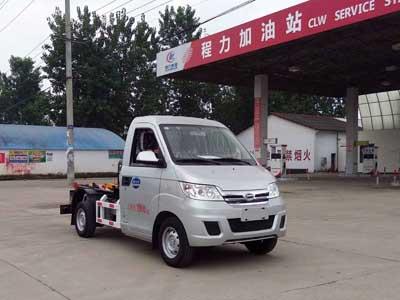 湖北程力 程力威 75马力 4×2 垃圾车(CLW5022ZXX5)