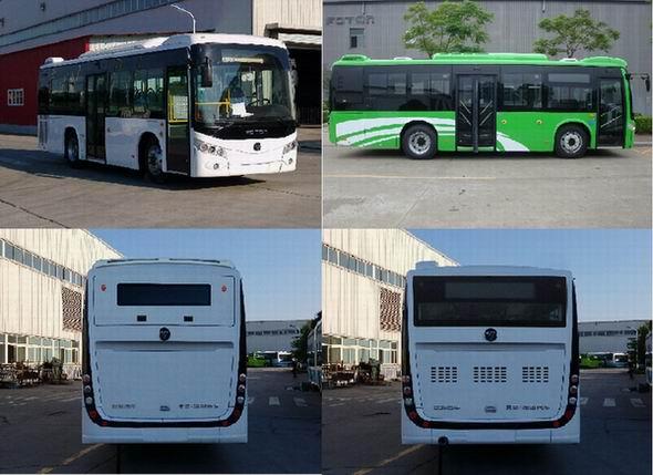 1.可选装空调,装空调时车高3100mm;当气瓶顶置时,车高为3250mm或3300mm.2.整备质量为8500kg或8750kg时,最大乘员数为76人;整备质量为9000kg时,最大乘员数为73人;整备质量为9250kg时,最大乘员数为68人.3.可选装其它型式结构的推拉侧窗.4.可选装其它型式的后围.5.发动机最大净功率:126kW(YC4G180N-50),128kW(WP5NG180E51),135kW(B6.