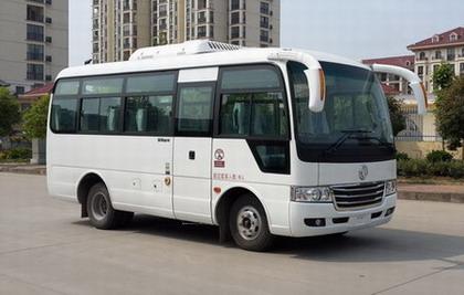 东风客车 东风风尚 115马力 10-19人 公路客车(DFH6600A)