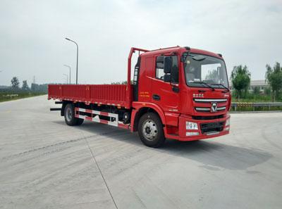 徐工汽车 汉风G5 重卡 160马力 4×2 栏板式 排半 载货车(NXG1160D5NA)