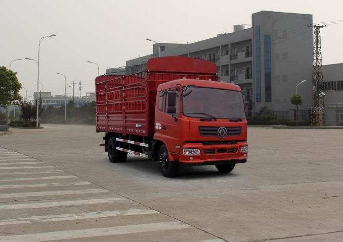 东风华神 华神T3 轻卡 160马力 4×2 仓栅式 排半 载货车(EQ5168CCYLV1)