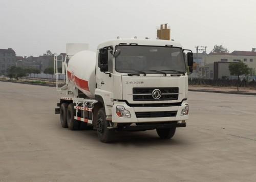 东风 大力神 385马力 6×4 混凝土搅拌运输车(DFL5251GJBAX4)