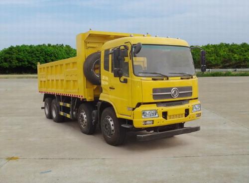 东风 天锦重卡 280马力 8×4 自卸车(DFL3310B3)