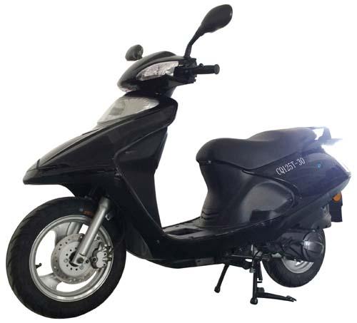 重庆两轮摩托车 cq125t-30