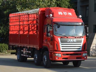 江淮汽车 格尔发K6L 重卡 220马力 6×2 仓栅式 排半 载货车(HFC5241CCYP3K2D38S2V)