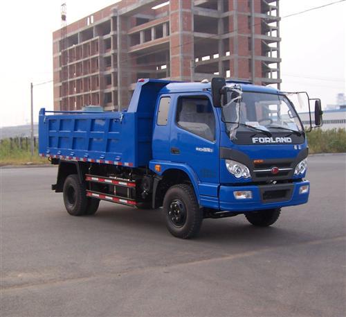 时代汽车 金刚 轻卡 130马力 4X2 自卸车 BJ3042D8PEA-G3