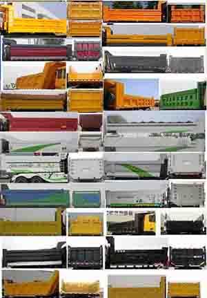 红岩 杰狮重卡 336马力 6×4 自卸车(CQ3255HTG384)