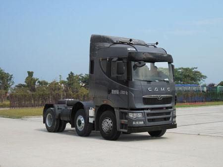 华菱汽车 汉马 重卡 420马力 6×2 牵引车(HN4252A31B5M4)
