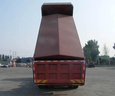 福田 欧曼ETX 9系重卡 375马力 8×4 自卸车(BJ3313DMPKF-XB)