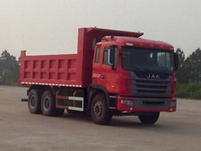 江淮汽车 格尔发K系 重卡 340马力 6×4 自卸车(HFC3251P1K5E41F)