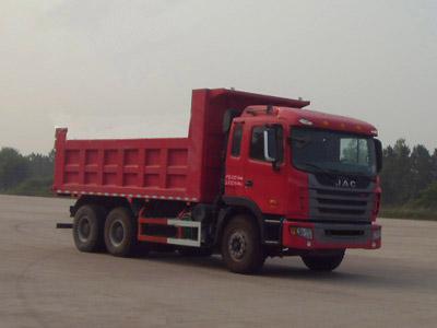 江淮汽车 格尔发K系 重卡 340马力 6×4 自卸车(HFC3251P1K5E36F)
