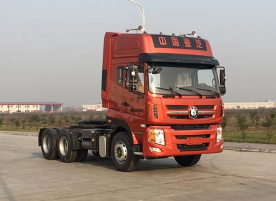 重汽王牌 王牌W5B 重卡 380马力 6×4 牵引车(CDW4250A1T5)