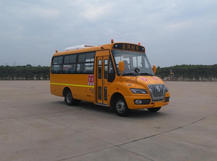 东风客车 东风风尚 115马力 24-37人 幼儿专用校车(DFH6660B1)