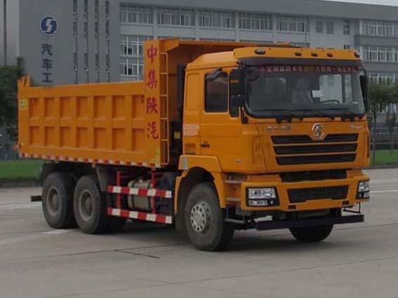 陕汽重卡 德龙F3000 重卡 375马力 6×4 自卸车(SX5250ZLJDB3841B)