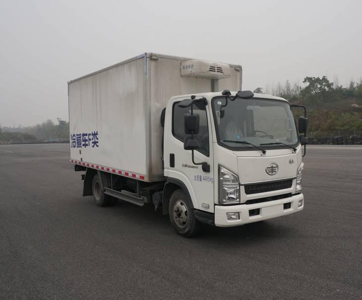 一汽通用 S230公狮 124马力 4×2 冷藏车(CA5044XLCPK26L2E5)