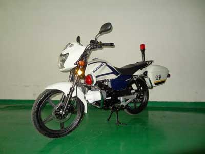 轻骑铃木两轮摩托车 qs125j-3
