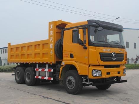 陕汽重卡 德龙X3000 重卡 375马力 6×4 自卸车(SX32506B3841B)