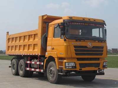 陕汽重卡 德龙F3000 重卡 375马力 6×4 自卸车(SX5250ZLJDB404B)