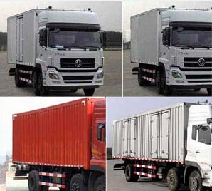 东风 天龙重卡 245马力 6×2 厢式载货车(DFL5253XXYAX1C)