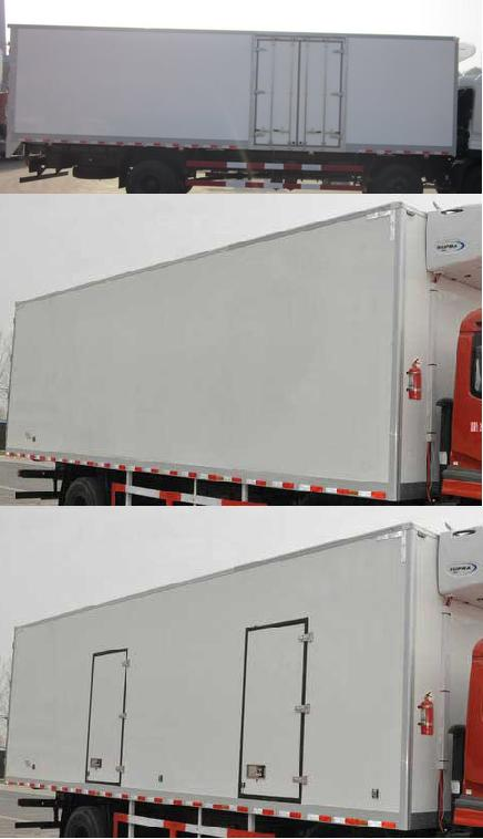 东风商用车 天龙 210马力 6×2 冷藏车(DFL5253XLCAX1B)