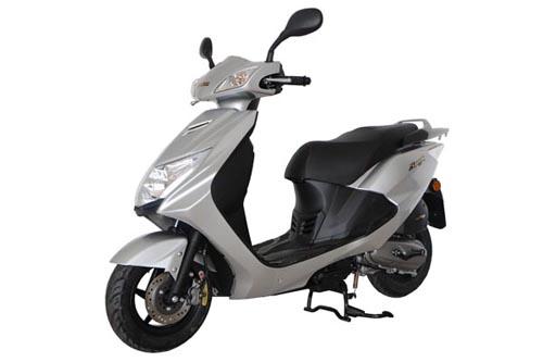 隆鑫两轮摩托车 lx110t