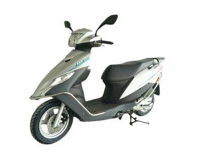 轻骑铃木两轮摩托车 uu125t