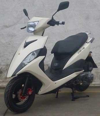 老爷两轮摩托车 ly125t-110c