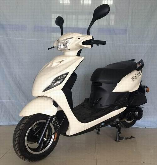 王野两轮摩托车 wy125t-119