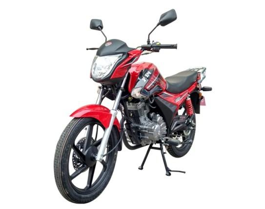 飞鹰两轮摩托车 fy150-3e