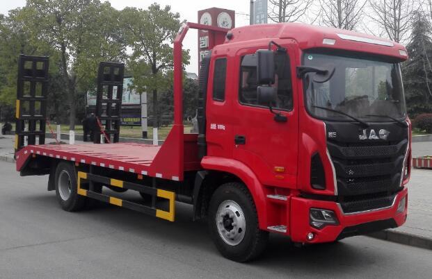 湖北大力 大力 180马力 4×2 平板运输车(DLQ5180TPBXK5)