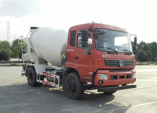 航天万山 万山 160马力 4×2 混凝土搅拌运输车(MSH5180GJBGA)
