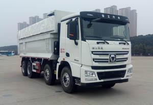 徐工汽车 汉风G7 重卡 350马力 8×4 自卸车(NXG5310ZLJW5)