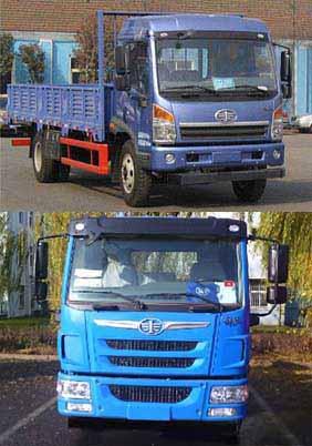 青岛解放 龙V中卡 150马力 4×2 栏板载货车(CA1120PK2L2E4A80)