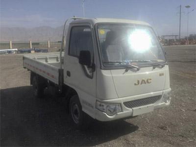 江淮汽车 康铃X5 87马力 汽油 栏板式 单排 载货车(HFC1020PW4E2B3DV)