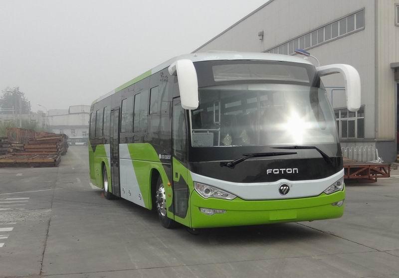 1.可选装空调,选装空调时整车高度为3300mm.2.整备质量为12780kg时最大乘员数为80人,整备质量为12500kg时最大乘员数为84人.3.ABS系统型号/生产厂家:ABS-E/威伯科汽车控制系统(中国)有限公司,EBS3/威伯科汽车控制系统(中国)有限公司.4.发动机最大净功率:197kW(YC6L280N-52),214kW(L8.