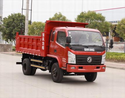 东风股份 力拓 轻卡 130马力 4×2 自卸车(EQ3041L8GDAAC)