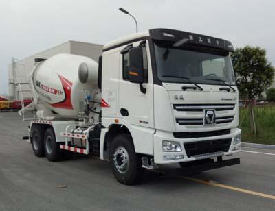 徐工汽车 汉风 350马力 6×4 混凝土搅拌车(NXG5251GJBW5A)