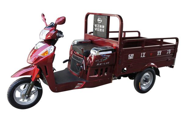 边三轮摩托车场地技巧驾驶