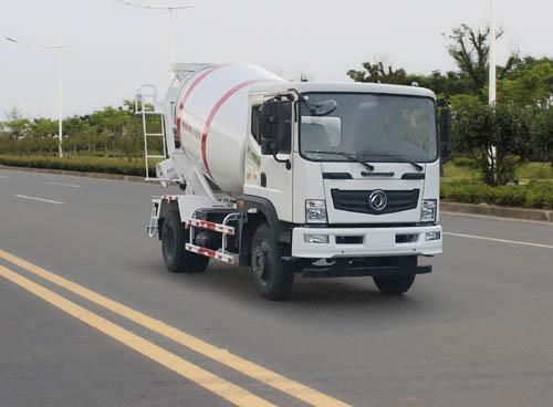东风商用车 天锦 150马力 4×2 混凝土搅拌车(EQ5165GJBFV1)